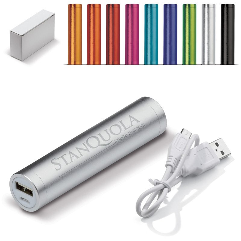 Powerbank rond 2000mAH