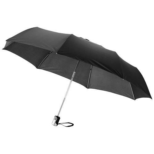 """21,5"""" Alex 3-sectie automatische paraplu"""