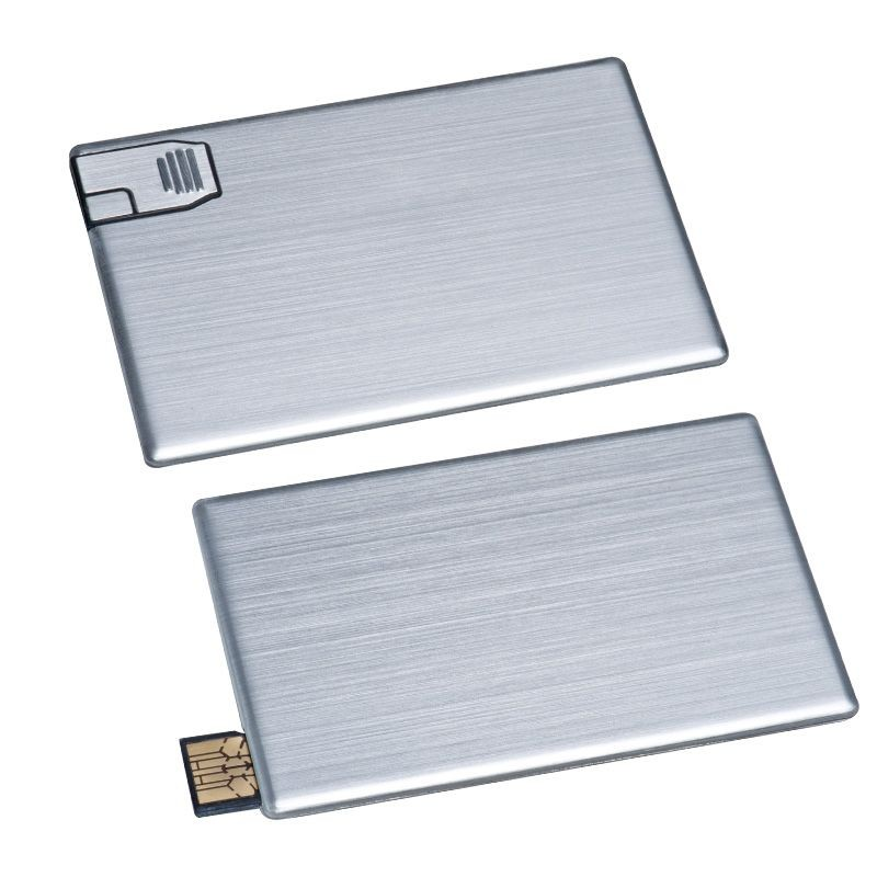 USB-kaart metaal 4 GB