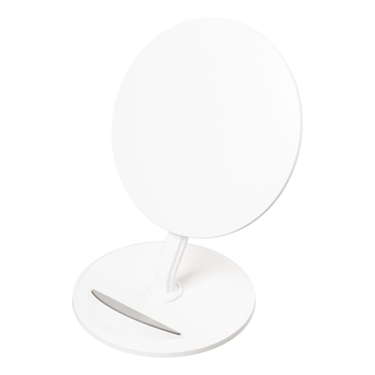 Wireless charging stand REFLECTS-VENICE WHITE, View 4
