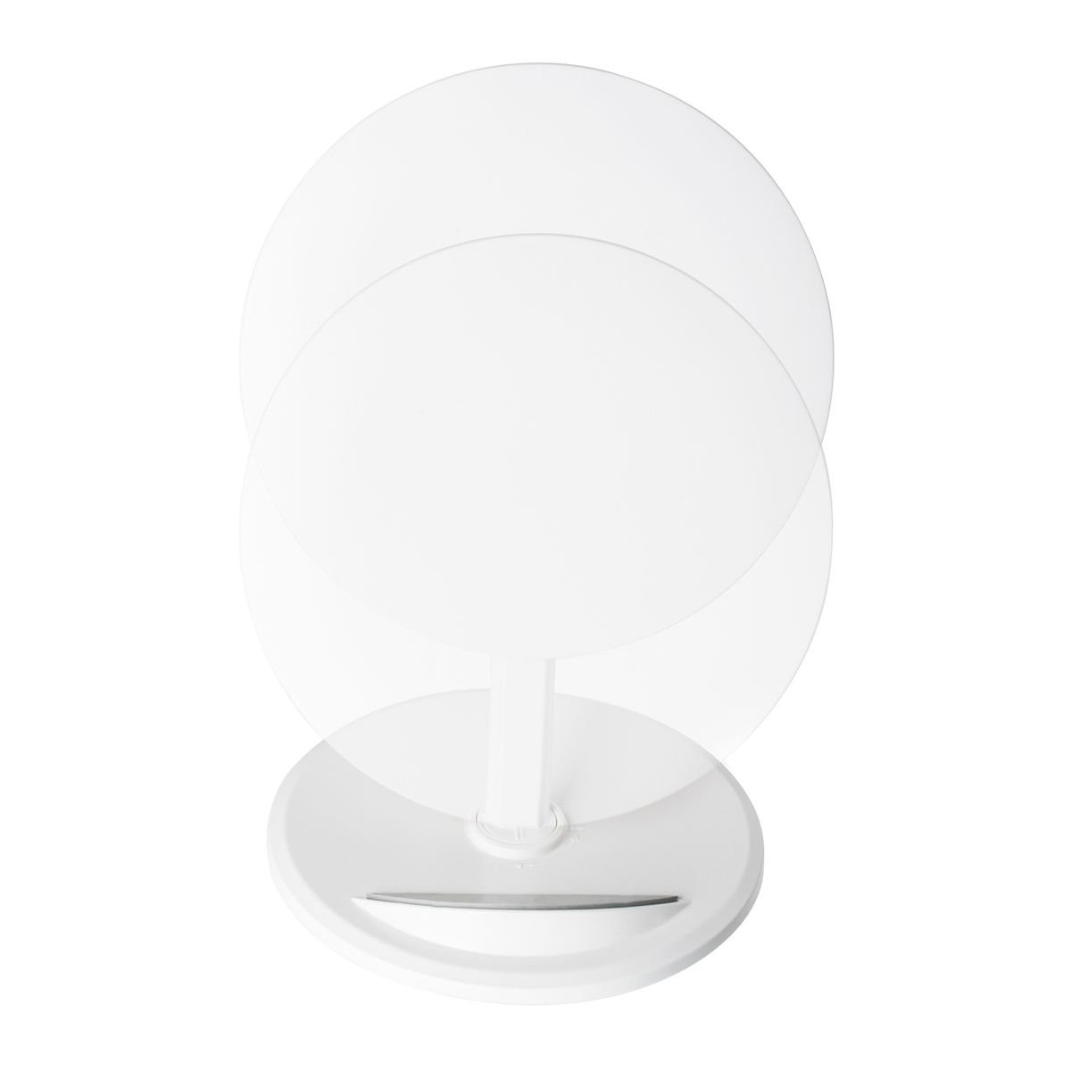 Wireless charging stand REFLECTS-VENICE WHITE, View 2