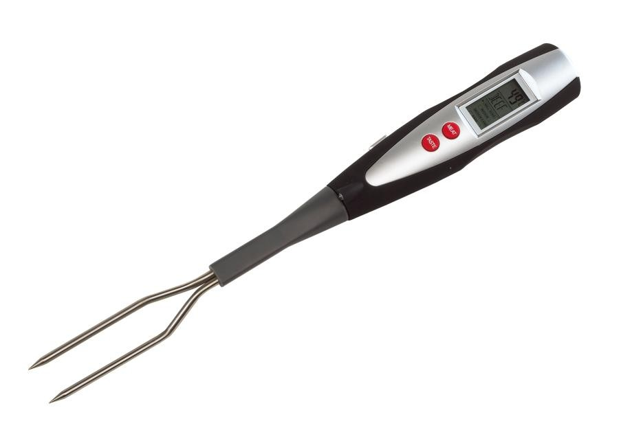 BBQ Fork Maitre w/ thermometer