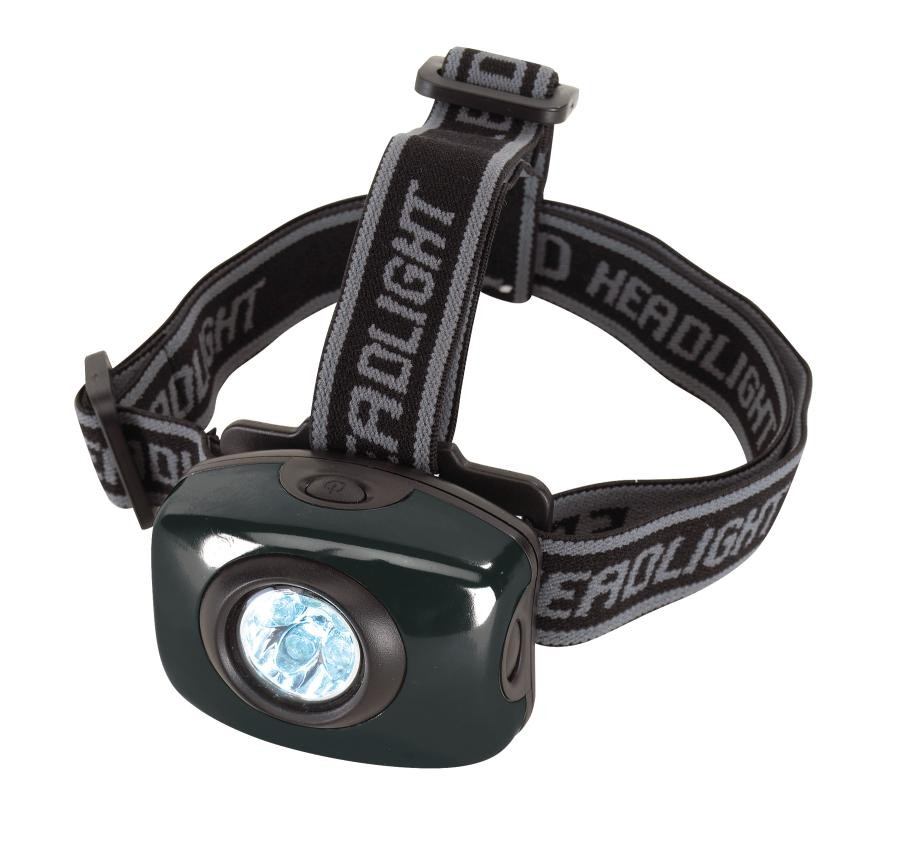 Head Light Expedition with  5 LED