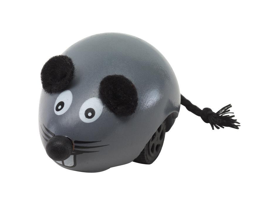 Wooden pet Mouse Nini