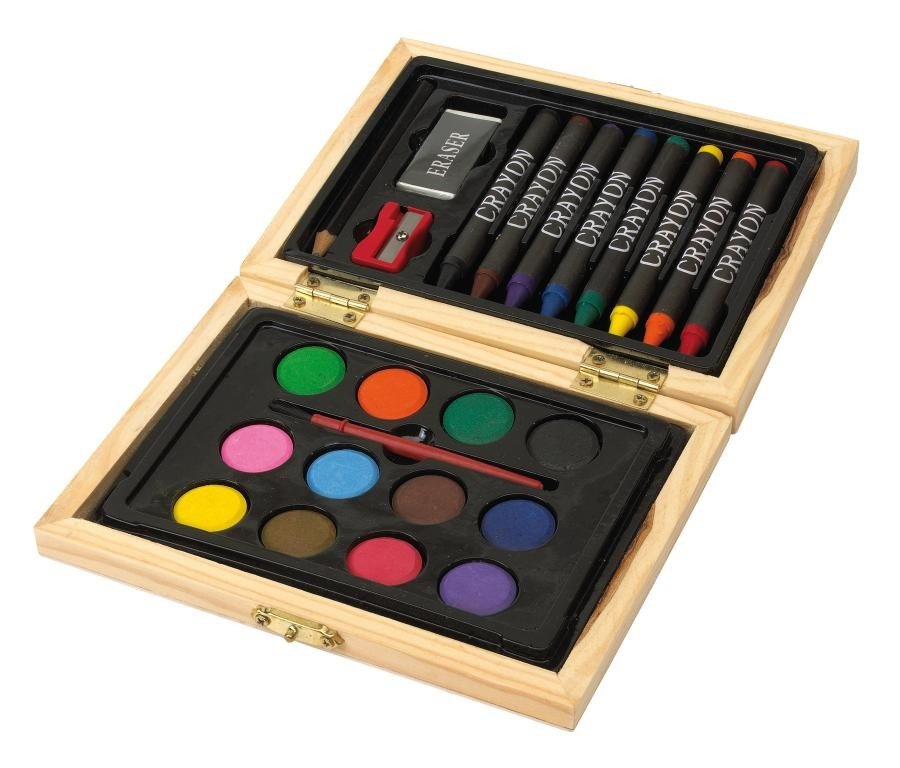 Colouring set Creative colour