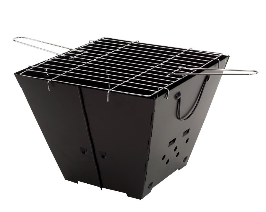 Foldable Grill Happy Day