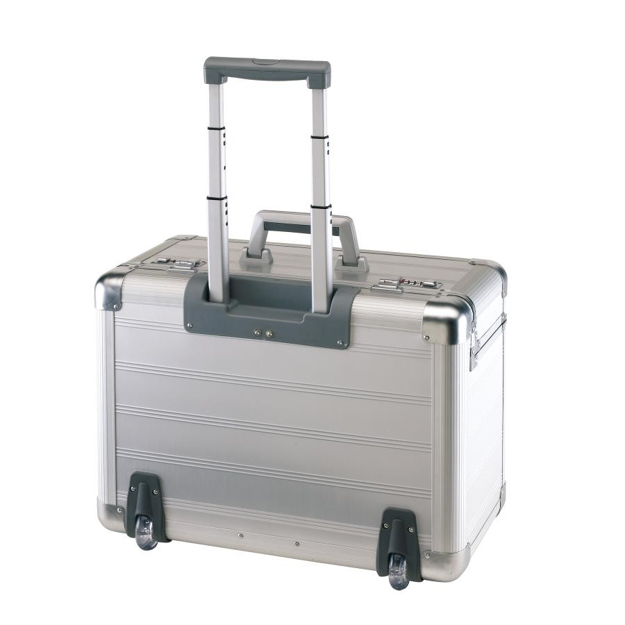 Aluminium Trolley Pilot Case Office
