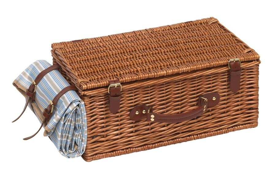 willow picnic basket Madison Park