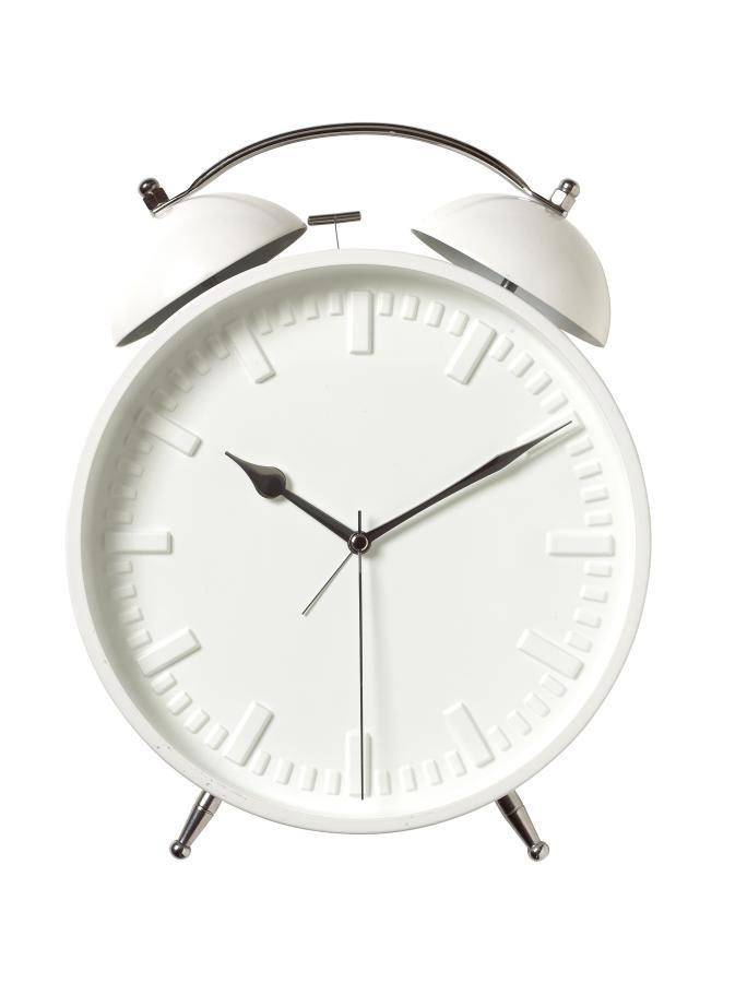 Desk clock  RING RING