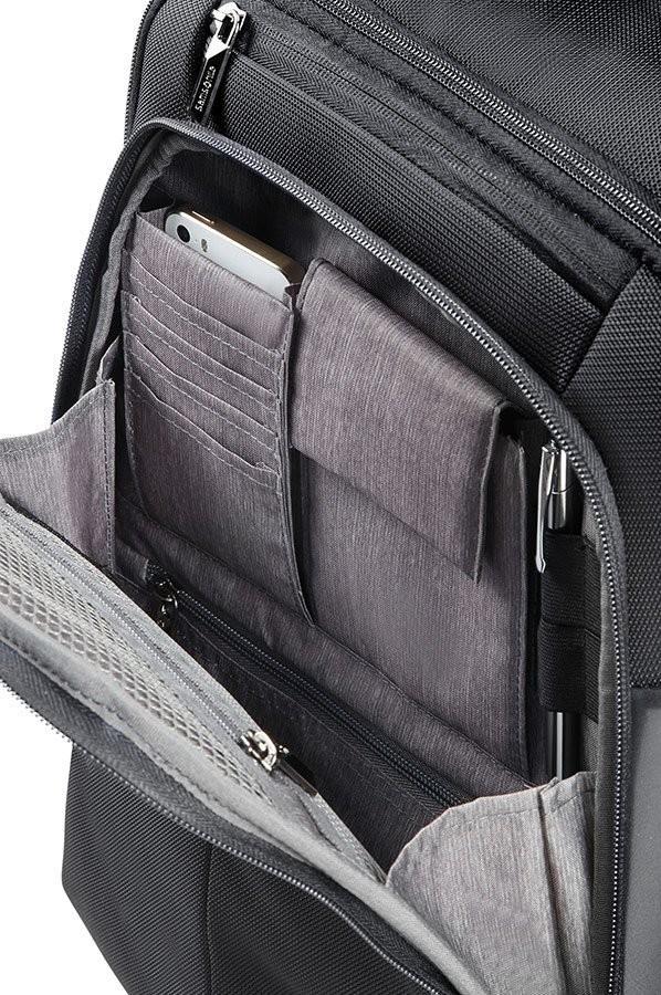 Samsonite XBR Laptop Backpack 17.3, View 2