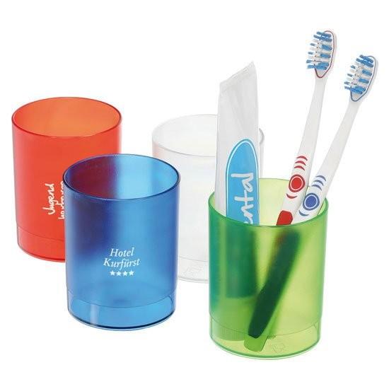 Tandenpoetsbeker