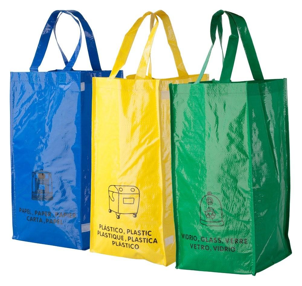Recycling Tassen Lopack