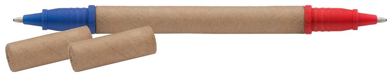 Gerecyclede Papieren Balpen Lippo, View 3
