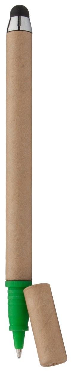 Gerecyclede Papieren Stylus Met Balpen Ecotouch