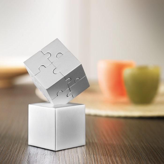 Metalen 3D puzzel KUBZLE, View 3