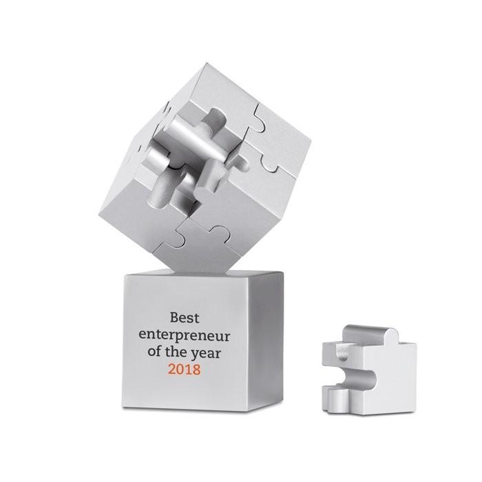 Metalen 3D puzzel KUBZLE, View 12