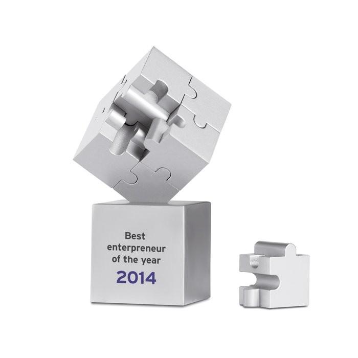 Metalen 3D puzzel KUBZLE, View 6