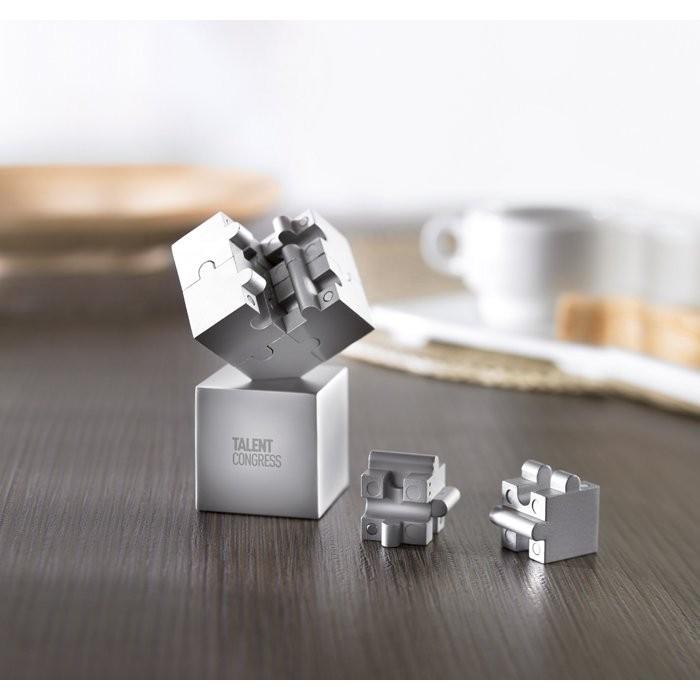 Metalen 3D puzzel KUBZLE, View 9