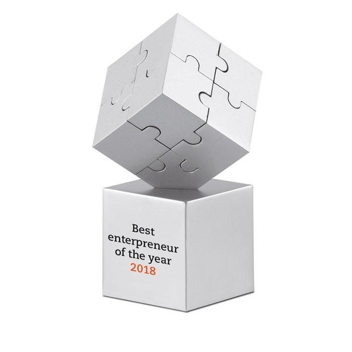 Metalen 3D puzzel KUBZLE, View 10