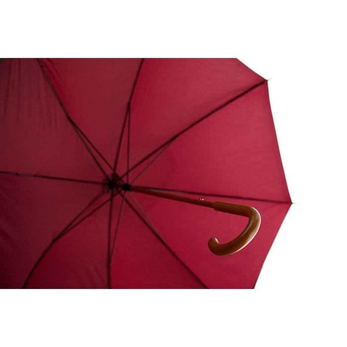 Paraplu met houten handvat CALA, View 2