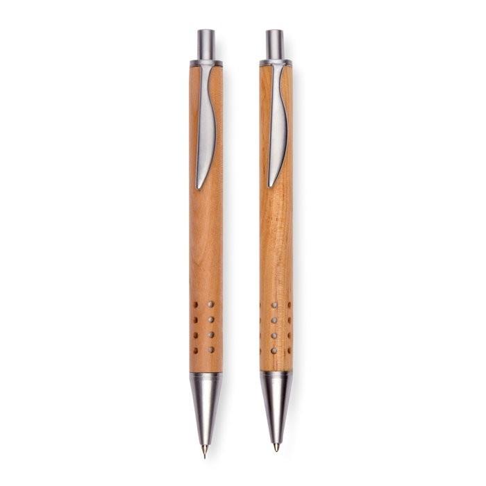 Luxe houten schrijfset D#MOIN, View 7