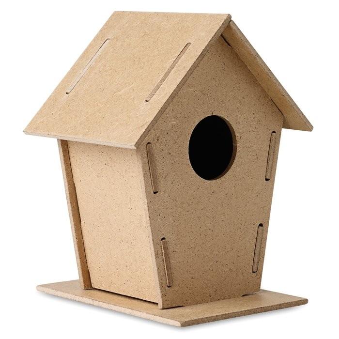 Vogelhuisje van MDF WOOHOUSE, View 9