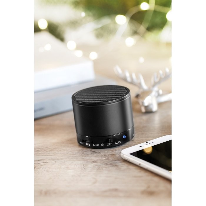 Bluetooth-luidspreker ROUND BASS