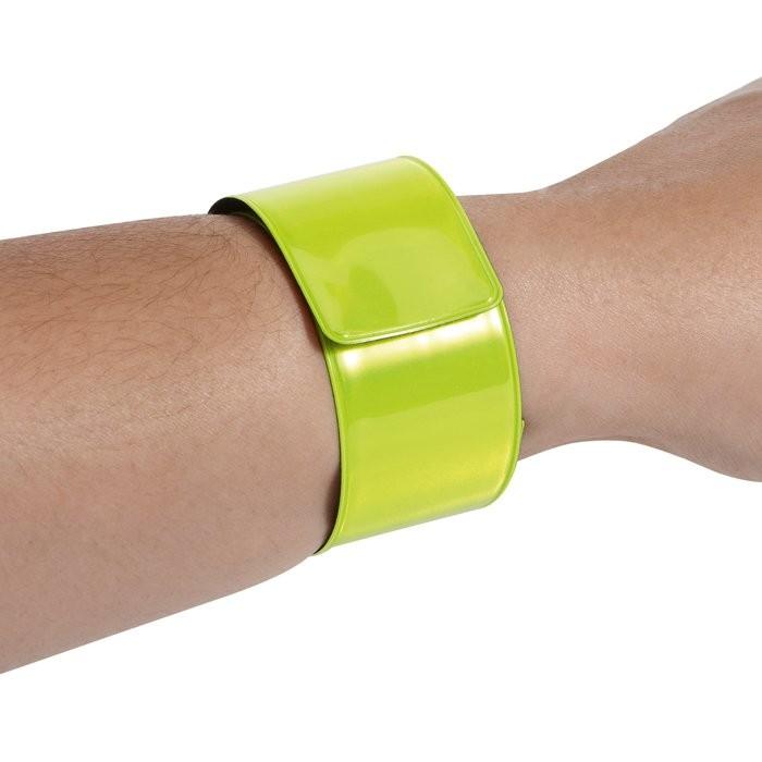 Reflecterende armband ENROLLO, View 3