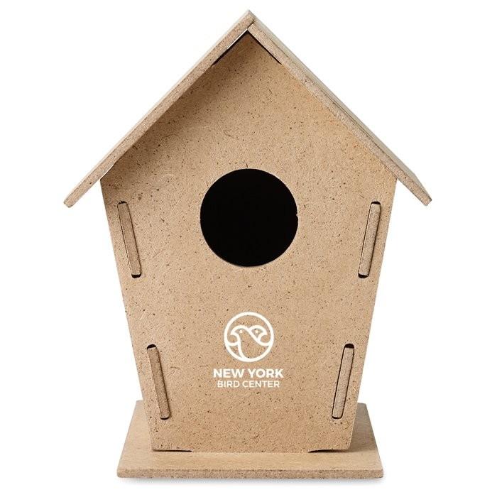 Vogelhuisje van MDF WOOHOUSE, View 7