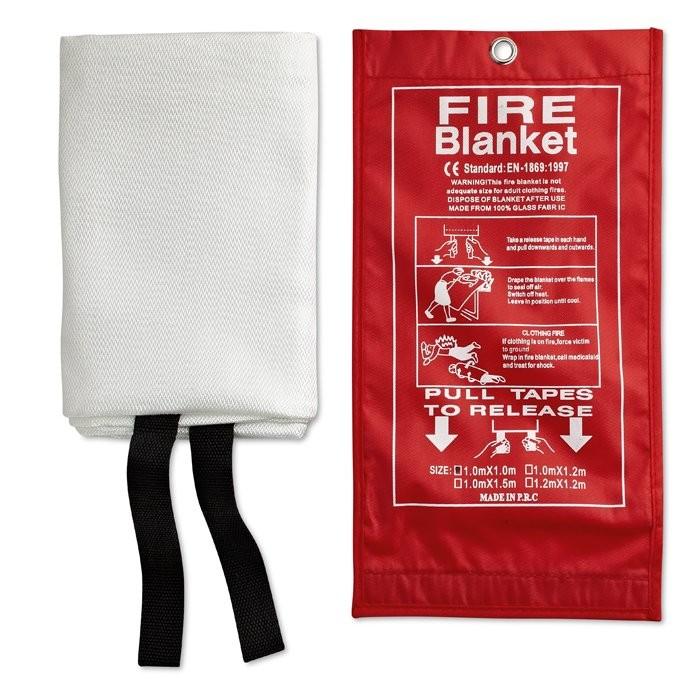 Blusdeken van glasvezel BLAKE
