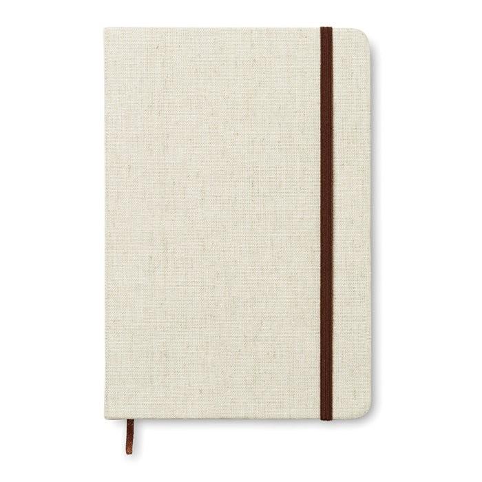A5 notitieboek, canvas CANVAS