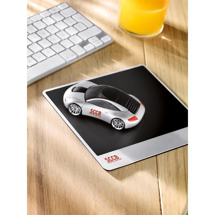 Autovormige draadloze muis SPEED, View 3