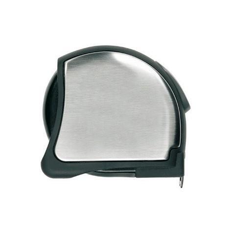 Staal rolmaat, zilver, View 6