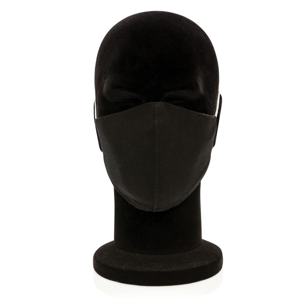 Herbruikbaar 2 laags katoenen gezichtsmasker, View 3