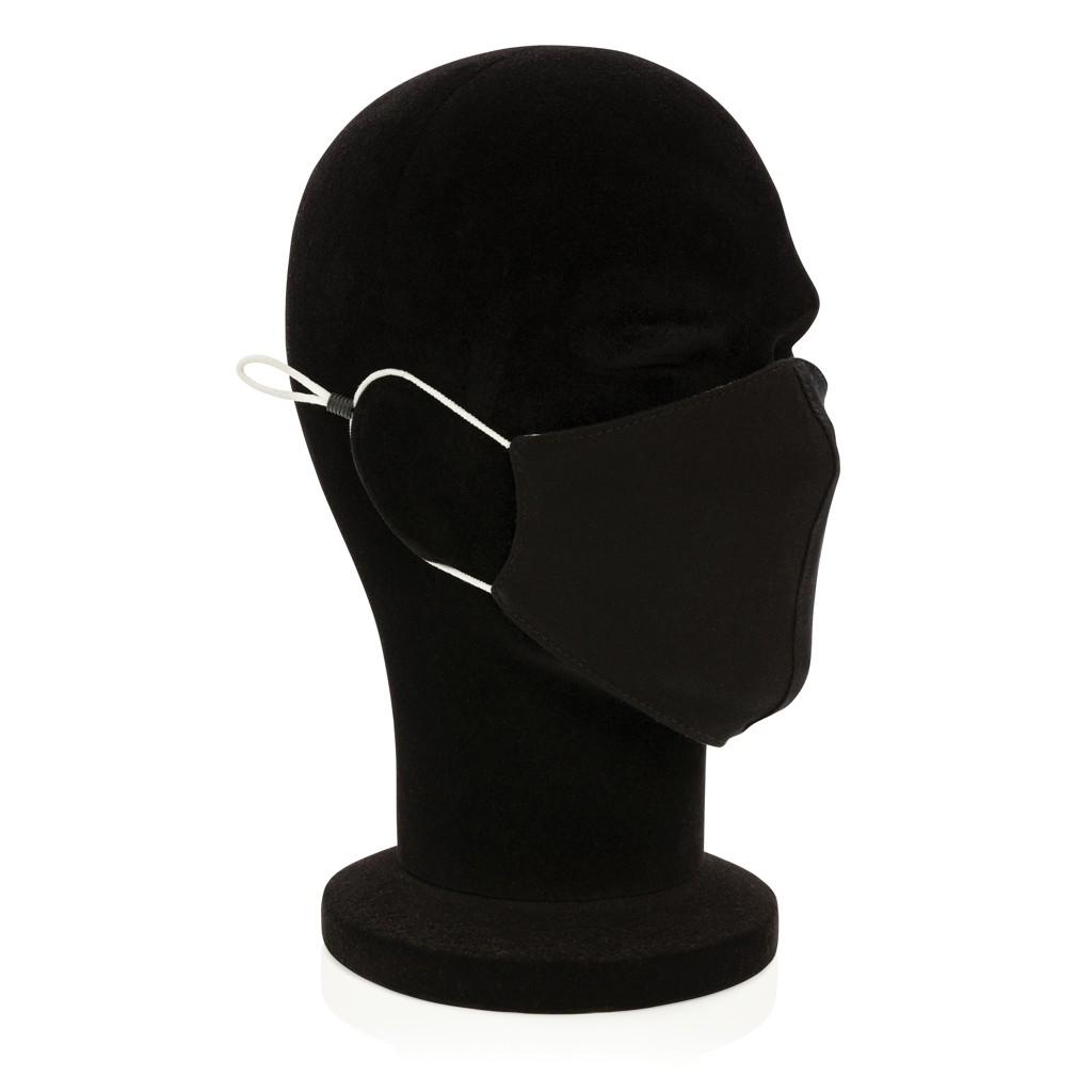 Herbruikbaar 2 laags katoenen gezichtsmasker, View 4