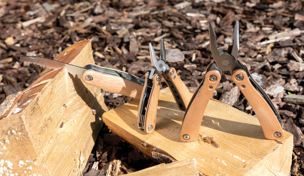 Houten multitool, View 6