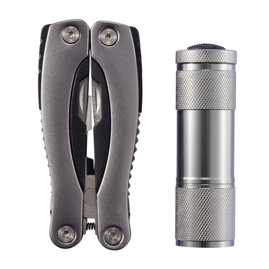 Multitool met zaklamp, View 4