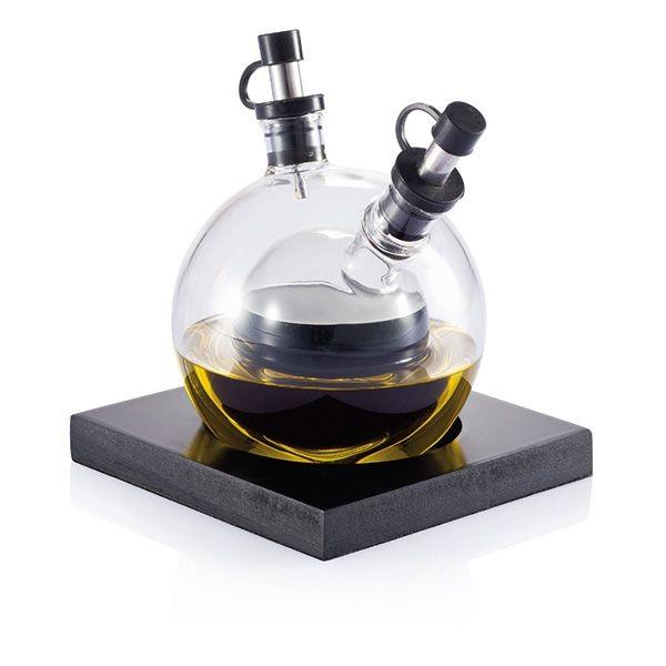 Orbit olie & azijn set, zwart, View 2