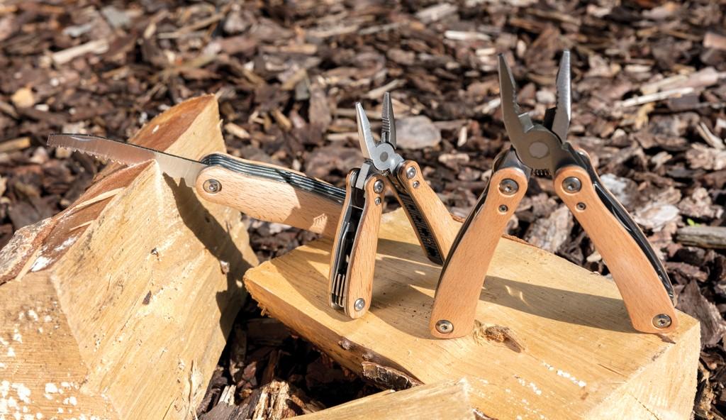 Mini houten multitool, View 6