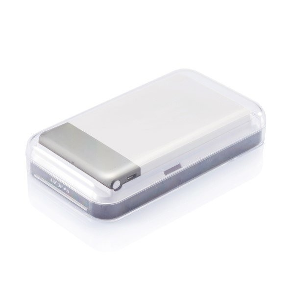 4600 mAH ultra dunne powerbank, View 5