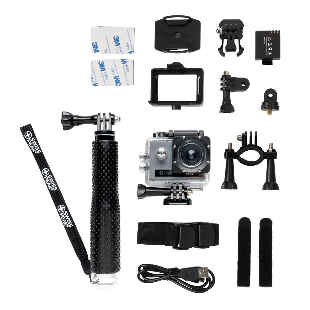 Action camera set, View 4