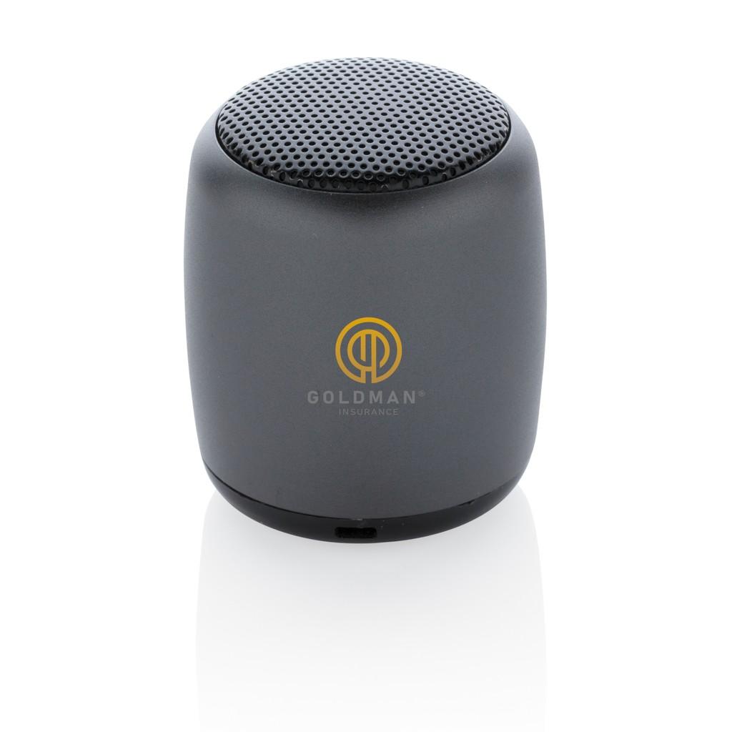 Mini aluminium draadloze speaker, View 5
