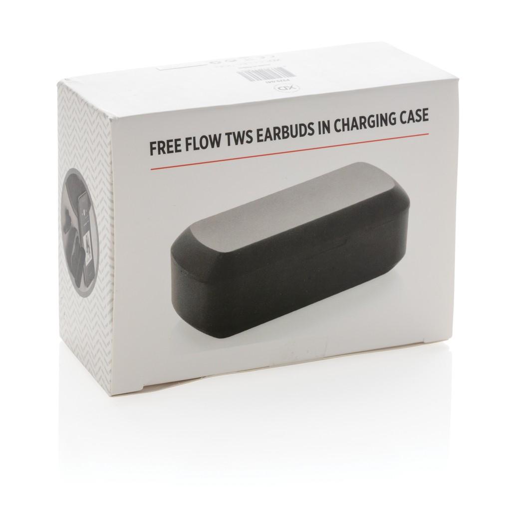 Free Flow TWS oordoppen in oplaadcassette, View 4