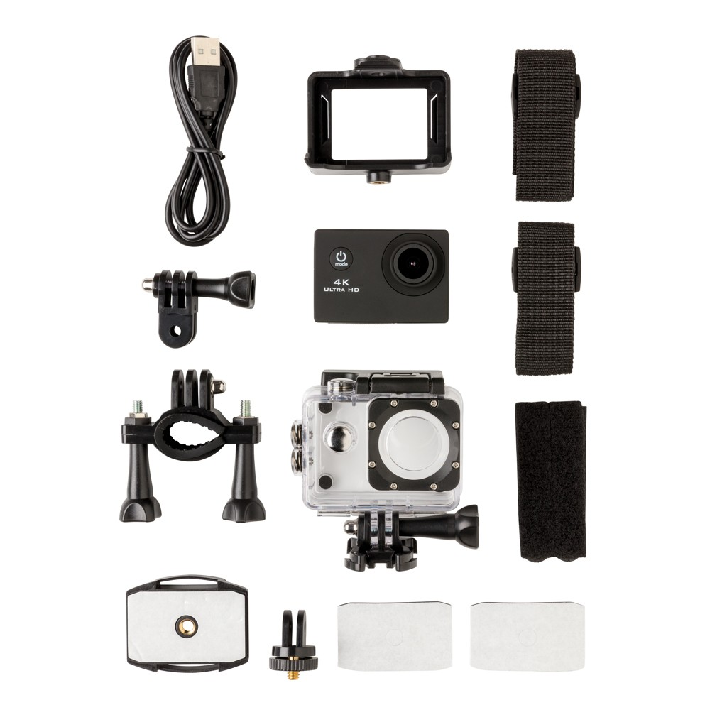 4K Action camera, View 2