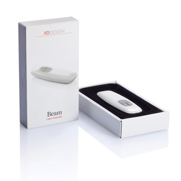 Beam laser presenter, wit, View 12