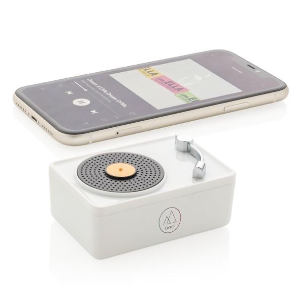 Mini Vintage 3W draadloze speaker, View 6