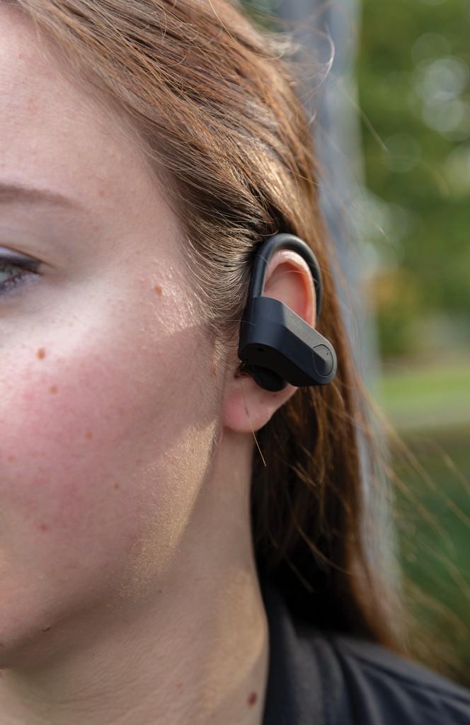 TWS sport oordoppen in oplaadcassette, View 9