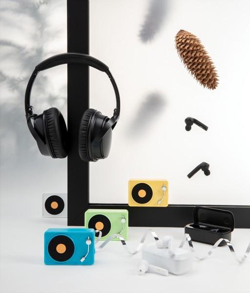 Mini Vintage 3W draadloze speaker, View 9