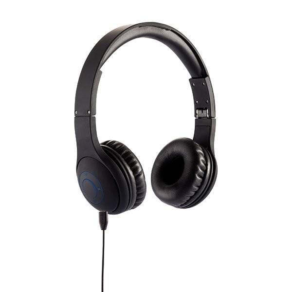 Opvouwbare bluetooth hoofdtelefoon, zwart, View 4