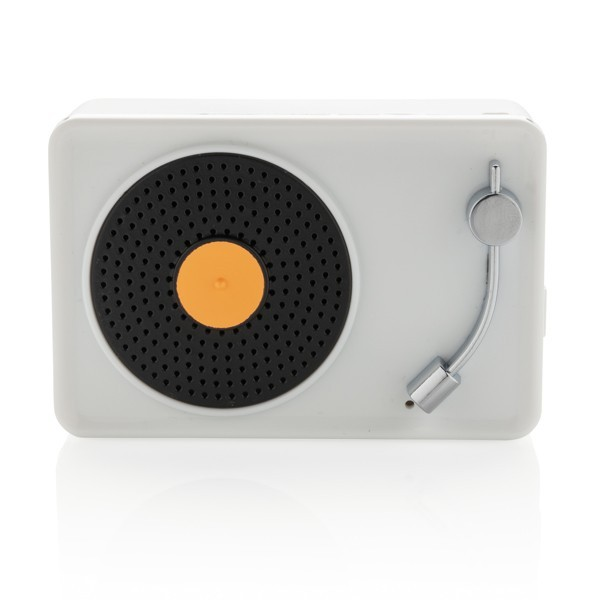 Mini Vintage 3W draadloze speaker